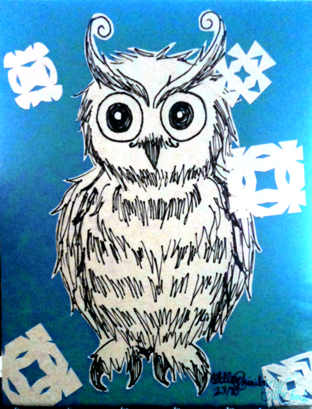 Owl PC 6 by XInorix