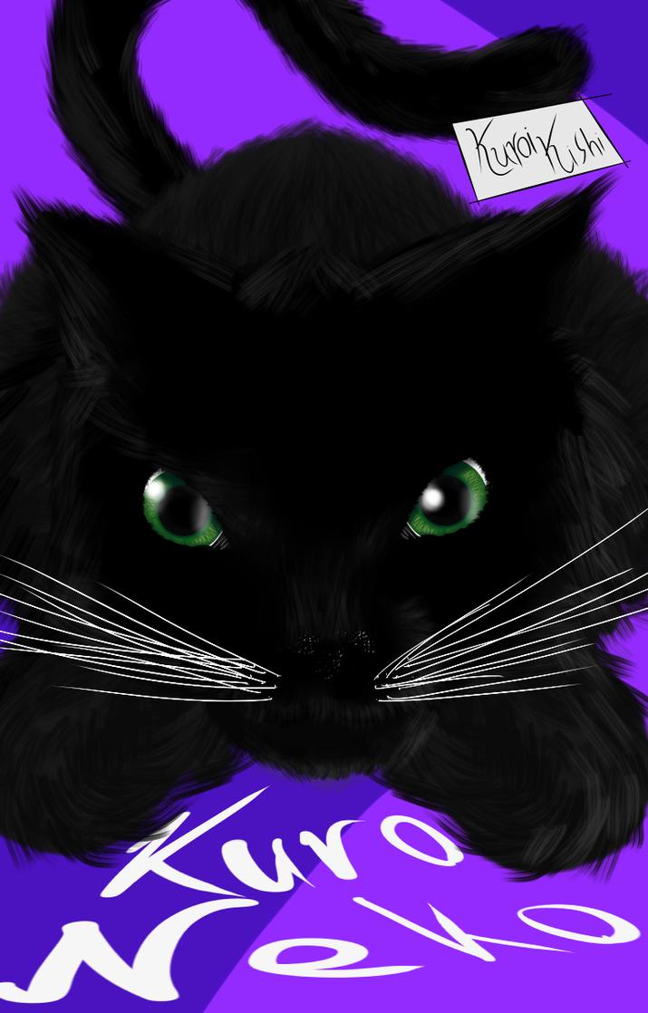 Black Cat by Kijaty