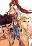 Garou Densetsu - Fatal Fury