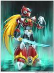 Zero - Megaman X4