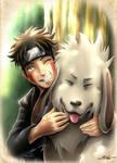 Inuzuka Kiba _ Naruto Tribute
