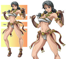 Talim (Soul Calibur) _ Commission by Sano-BR