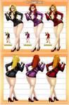 Dolls (Runark) Concept/Variations _ Commission