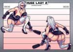 HUGE LADY 2 - Concept  (OC)