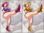 Voluptuous Whip Lady 2(Guardians/Denjin Makai II)