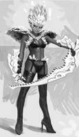 bird of blade