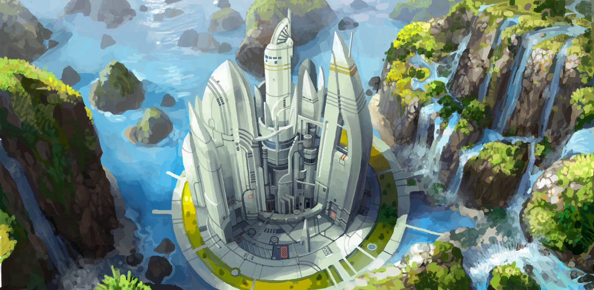 hidden city by molybdenumgp03