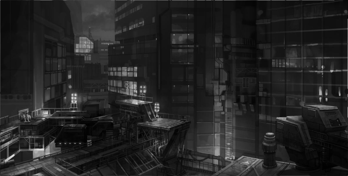 Future city by molybdenumgp03 on deviantart future city by molybdenumgp03 voltagebd Images