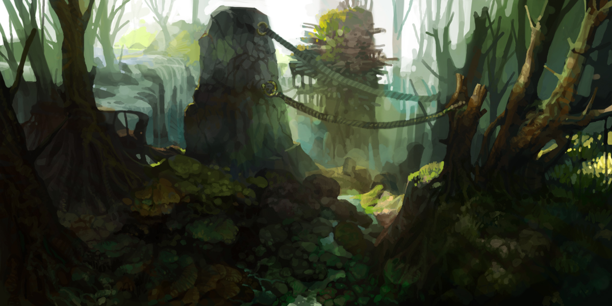 jungle by molybdenumgp03