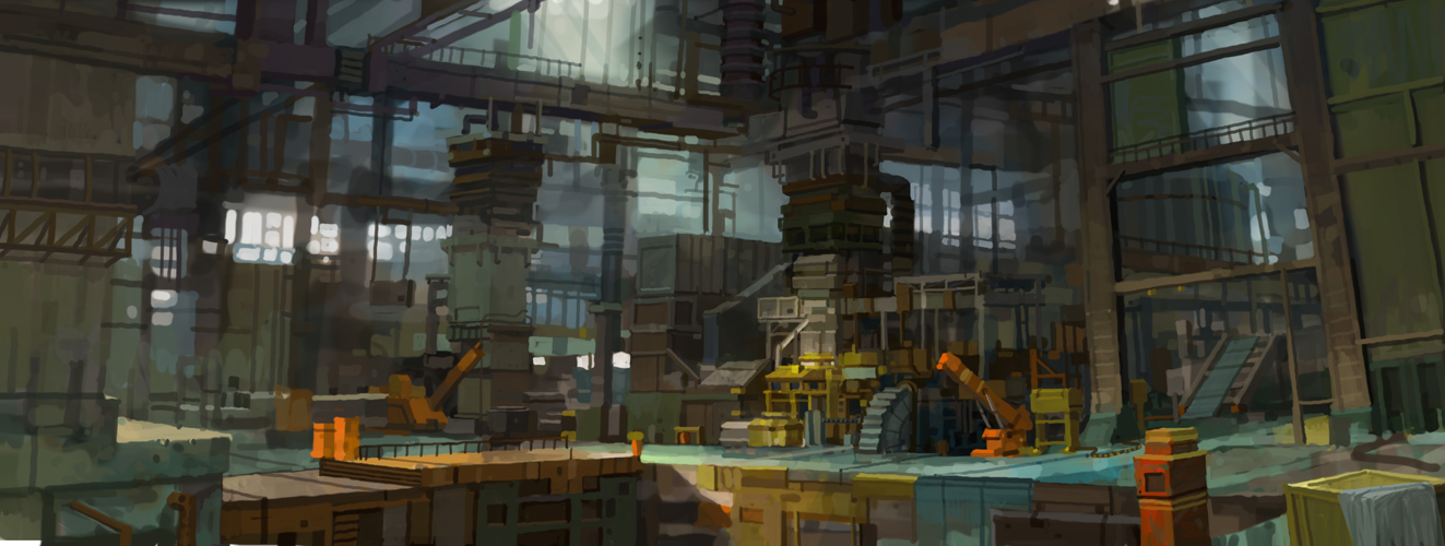 factory 2 by molybdenumgp03