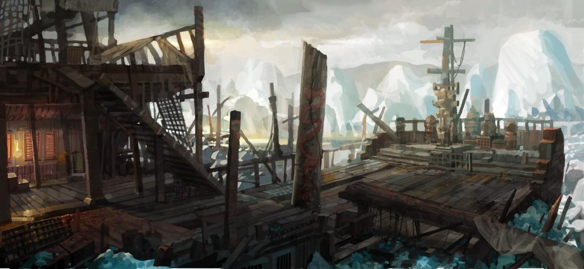 abandoned ship by molybdenumgp03