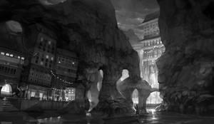 dark river by molybdenumgp03