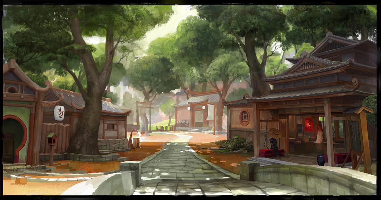 Akra - Page 2 Village_by_molybdenumgp03