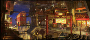 china town by molybdenumgp03