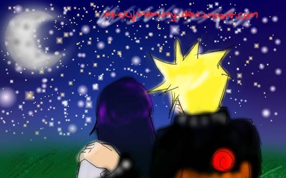 25MIN:NaruHina-stars