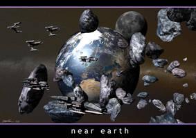 Near Earth by SteveReeves