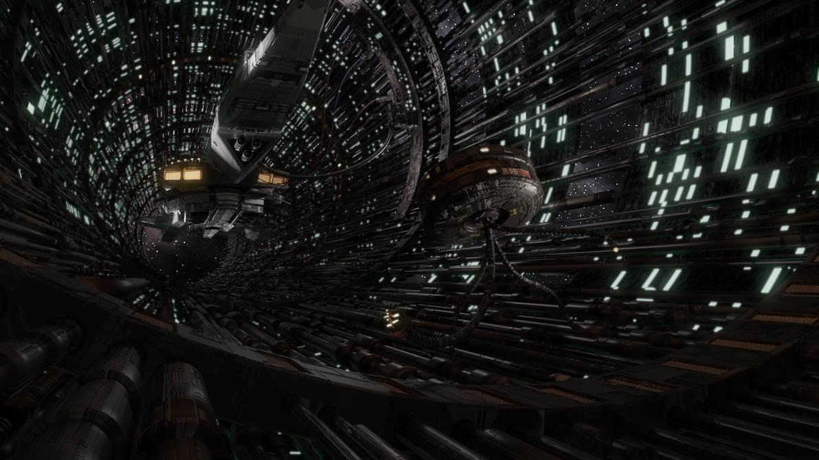 Rob's Starship Re-fuelling Hub