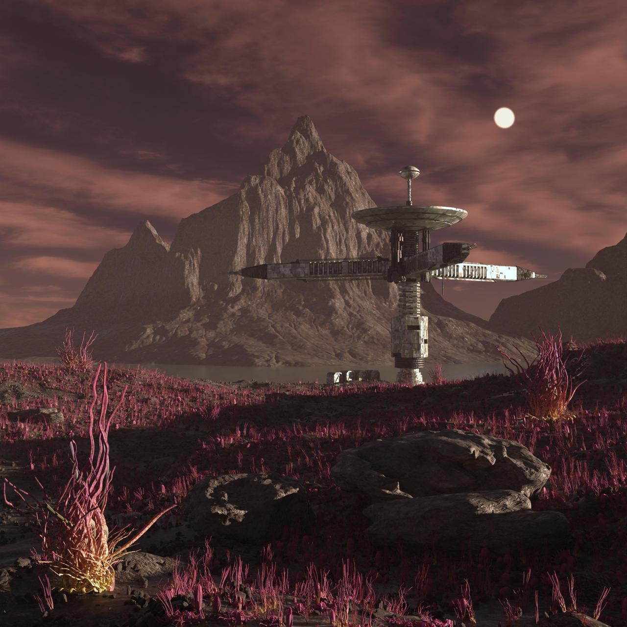 Recon Base Zeta