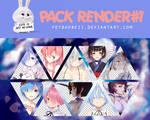Pack Render#1 - Peybaobeii