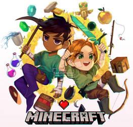 Minecraft - 12th years anniversary