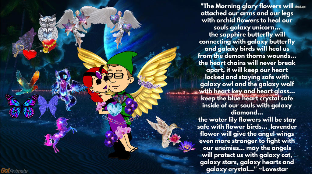 Angels With The Healing powers quotes by PrincessScarletChan