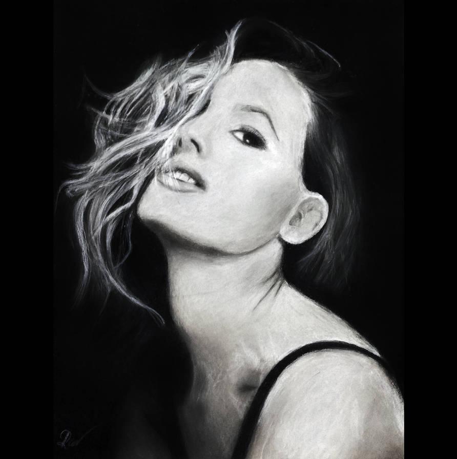 Woman Portrait by Wilku1000i1