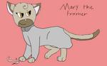 Mary the Framer (19/30)