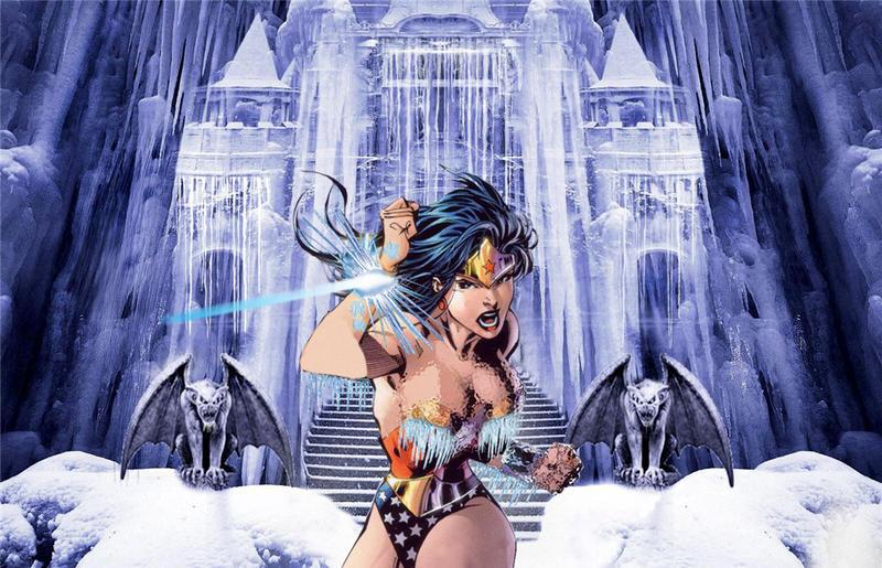 Wonder Woman - Photoshop Fun by Donovan448