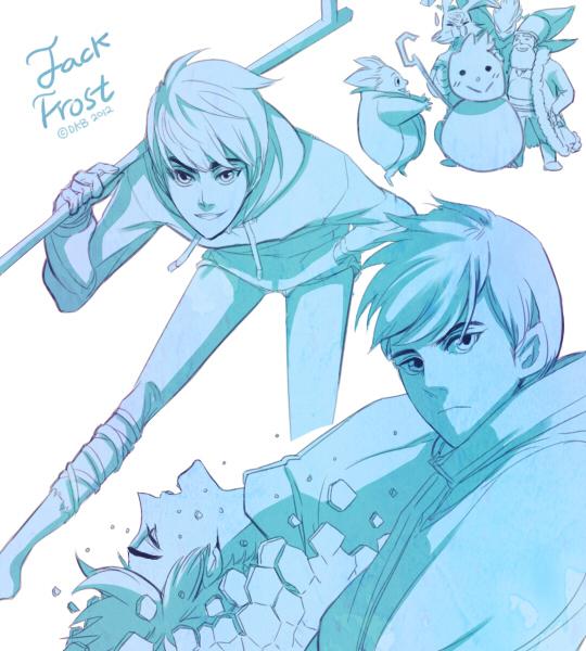 Jack Frost Log by Breetroad