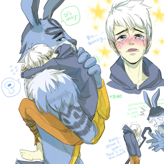 Jack Frost And Bunnymund Yaoi Bunny and jack log byJack Frost And Pitch Yaoi