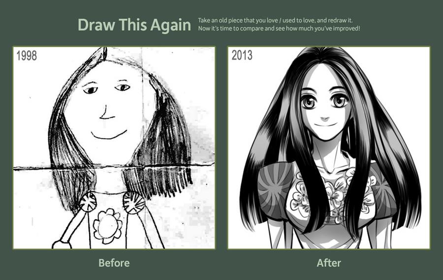 draw this again - photo #35