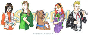Scooby Doo: Four Kids and a Dog