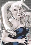 IllustriousBits Week 34: Ursula The Seawitch