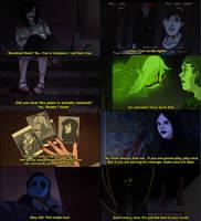 Fake Screenshots: Creepy Pasta by BleedingHeartworks