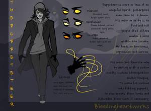 Puppeteer: Character Sheet