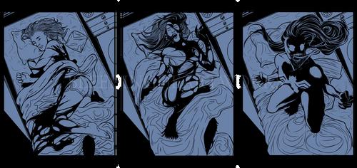 Commisson: She-Venom by BleedingHeartworks