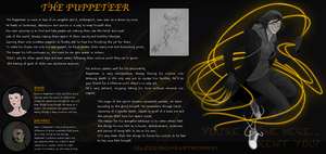 The Puppeteer (Old Character Sheet)
