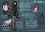 Zachary The Proxy [Character Sheet] 2016