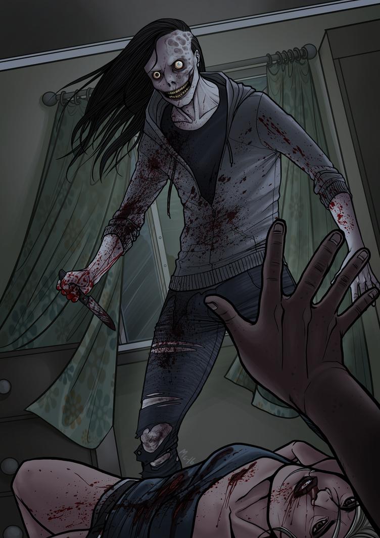 [Creepypasta]: The Sleepless Death by BleedingHeartworks
