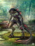 Creature test 4 by Mikeypetrov