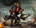 Warmachine Wrath: Black Ivan