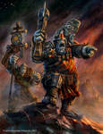 The Hordes Domination: Trolls by Mikeypetrov