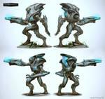 Dark Potential - X'lanthos - Grunts