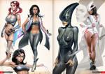 ArtbookPages - Chicks