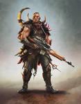 Wasteland Hunter