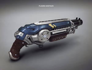 Project Ygdrassil - Shotgun