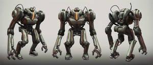 Titan - robot concept