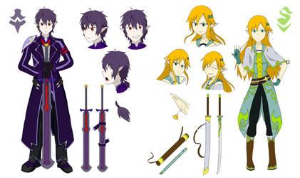 Haruza and Taicho: ALO form