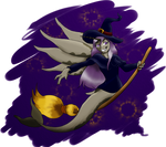 Halloween Trade - Signy by gidget-carol