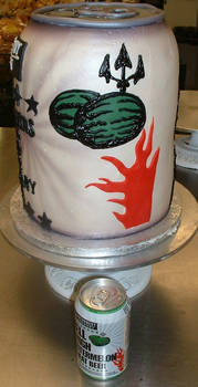 21st Amendment Brewery Cake